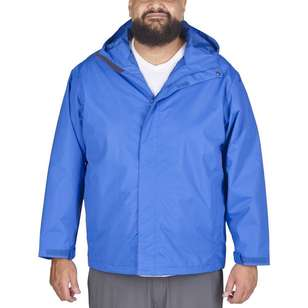 Cape Men's Pilliga Rain Jacket Plus Size