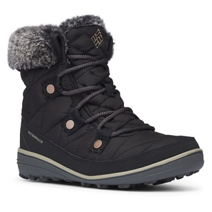 Columbia Women's Heavenly Shorty Omni-Heat Snow Boots