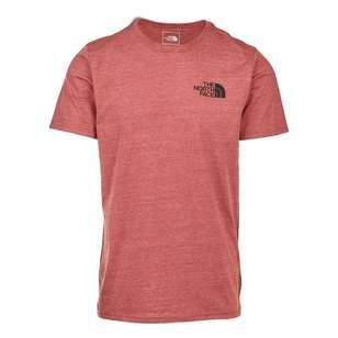 The North Face Men's Archived Tri-Blend Short Sleeve Tee