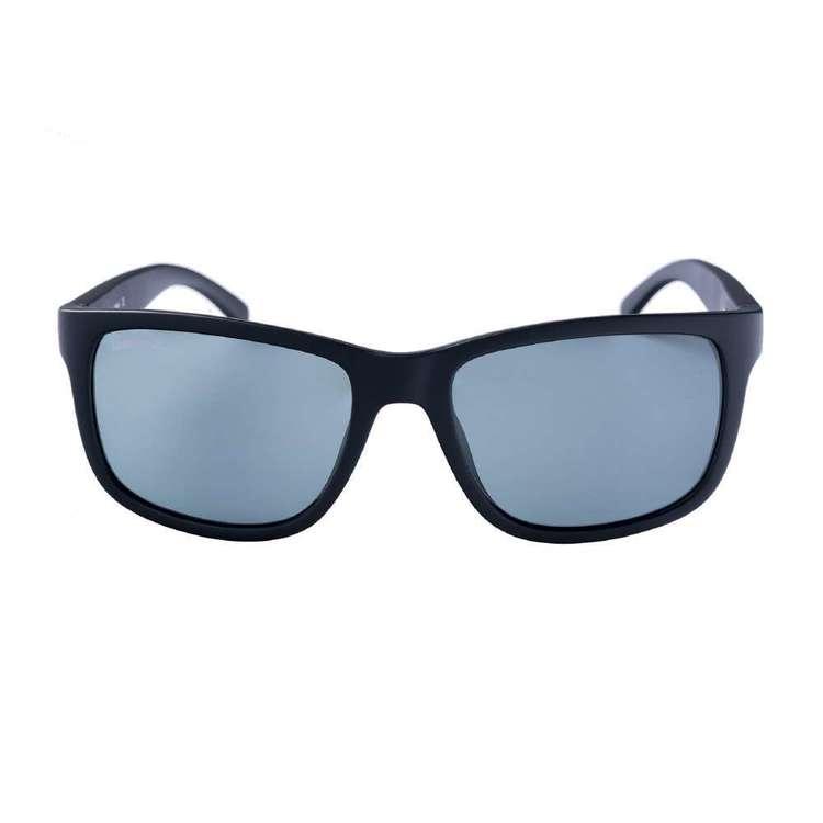 Spotters Zane Sunglasses Matte Black & Carbon