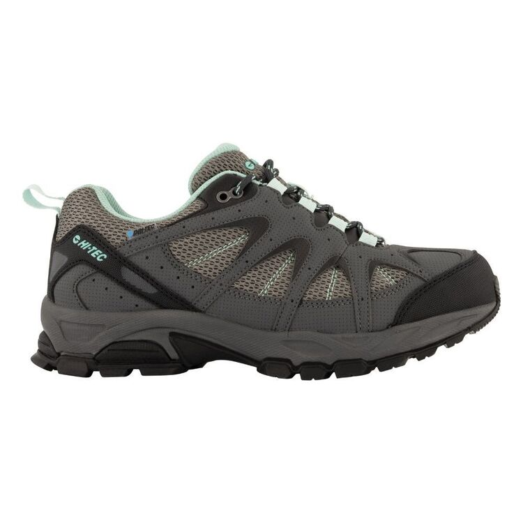 Hi-Tec Women's Quixhill Trail Waterproof Low Hiking Shoes