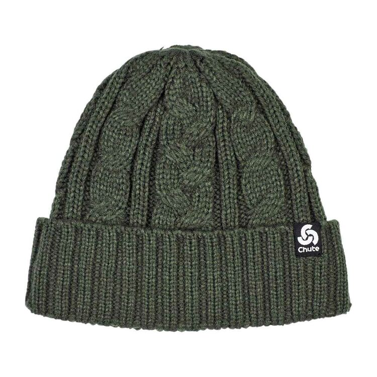 Chute Men's Cable Beanie