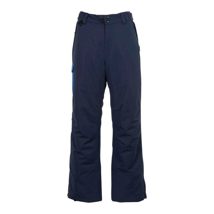 37 Degrees South Men's Cannonball II Snow Pants