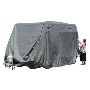 Pro Series Caravan Cover Quick Fit 16 - 18 Feet
