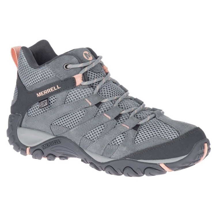 Merrell Women's Alverstone Waterproof Mid Hiking Boots