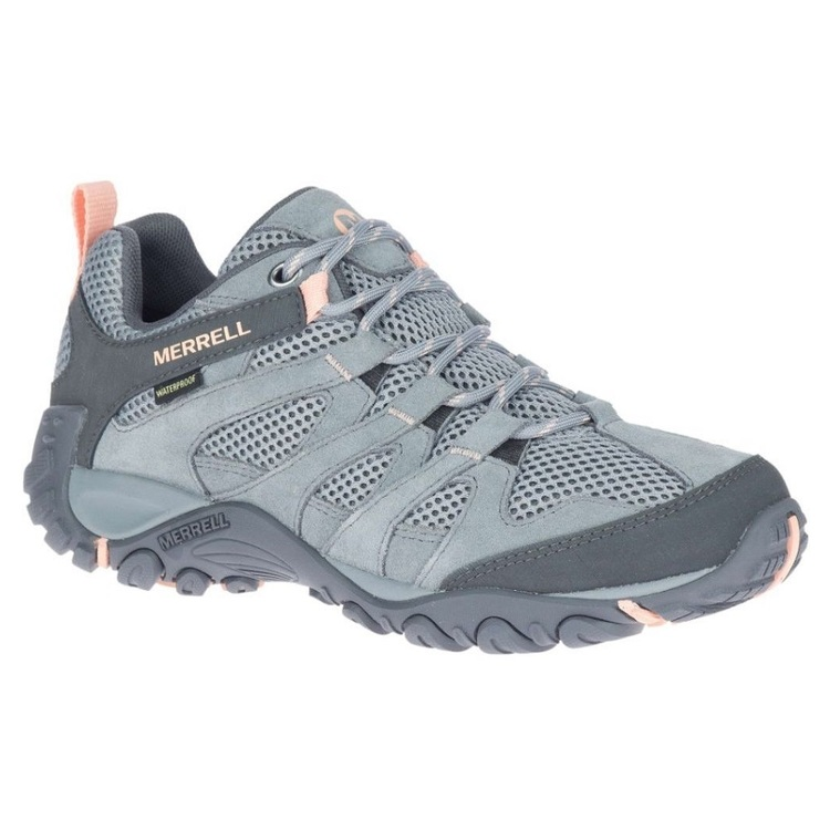 Merrell Women's Alverstone Waterproof Low Hiking Shoes