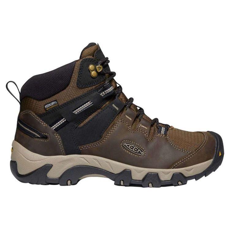 Keen Men's Steens Waterproof Mid Hiking Boots