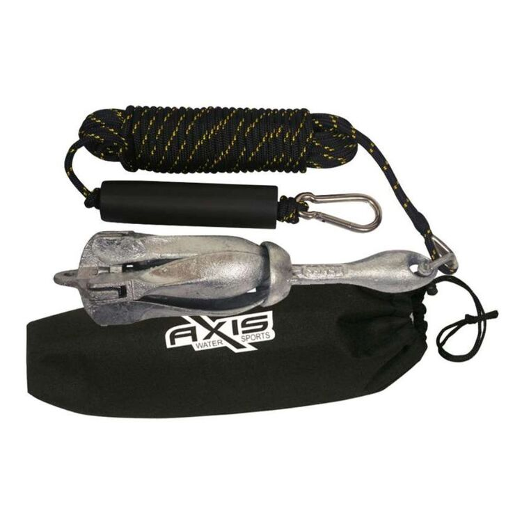 Waterline Kayak Anchor Kit 1.5kg / 50ft Rope