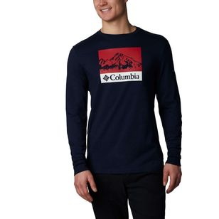 Columbia Men's Outer Bounds Long Sleeve Tee