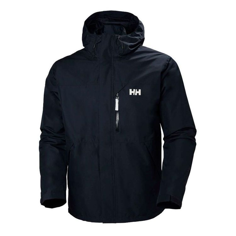 Helly Hansen Men's Squamish CIS Rain Jacket
