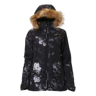 XTM Women's Floral Snow Jacket
