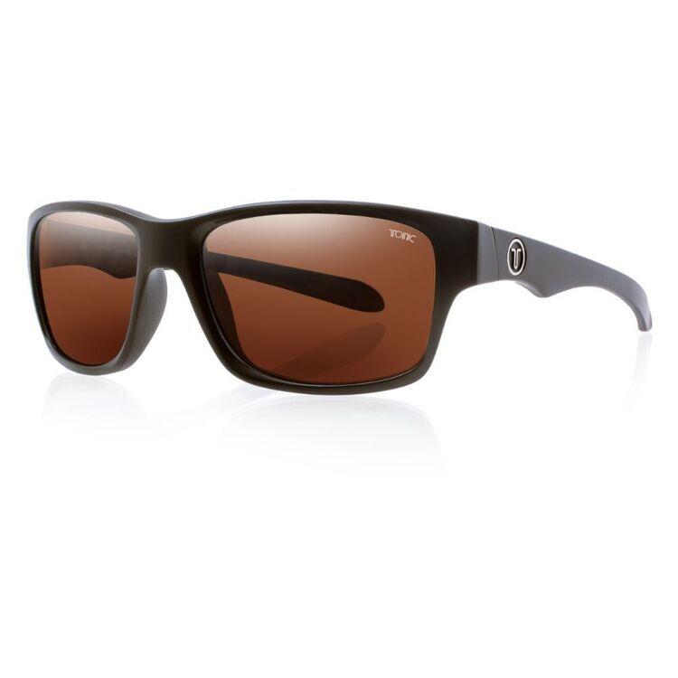 Tonic Tango Sunglasses Matte Black & Photochromic Copper