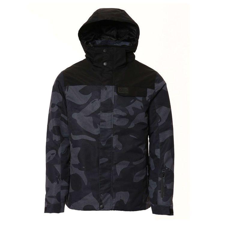 XTM Men's Axel Snow Jacket New Design