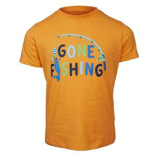 Cape Boys' Gone Fishing Tee