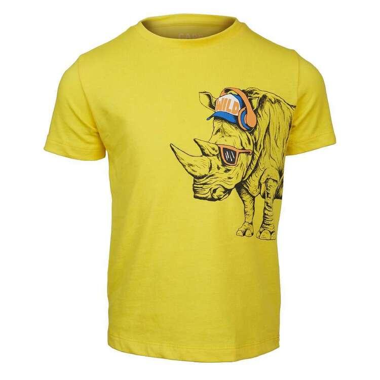 Cape Boys' Sunny Rhino Tee