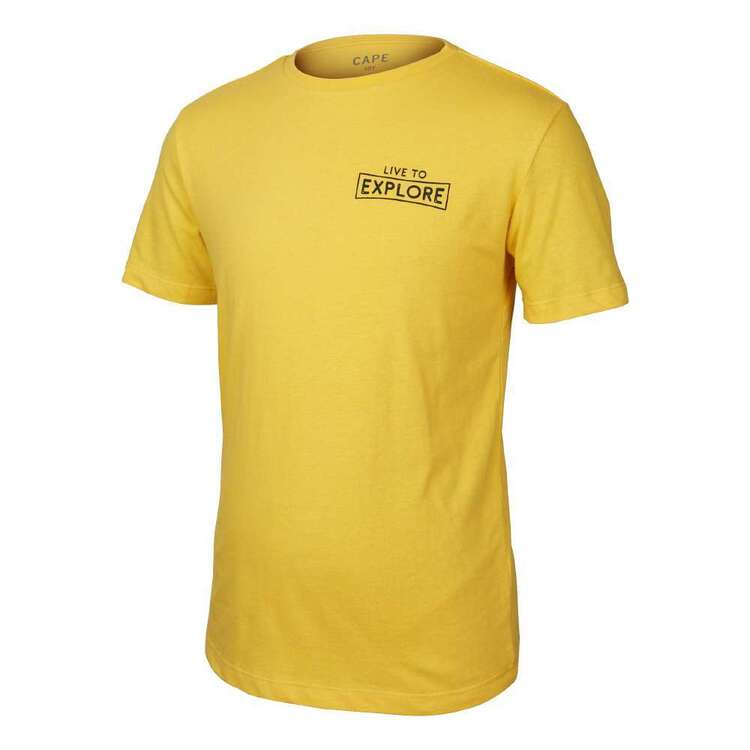 Cape Youth Pony Duffle Tee Yellow