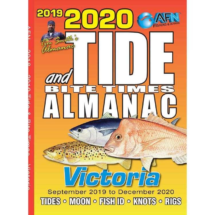 Tide & Bite Times Almanac 2020 Victoria