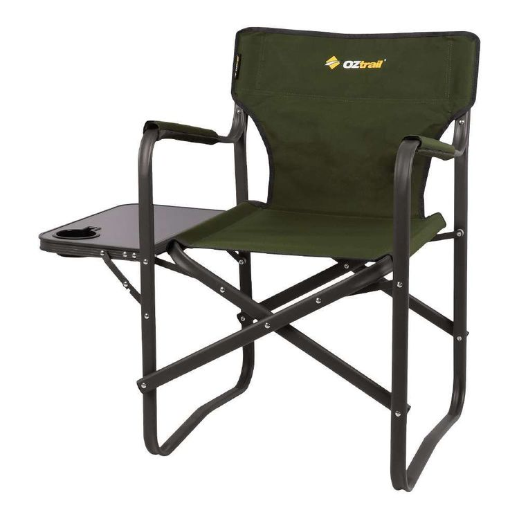 Oztrail Directors Classic Chair with Table