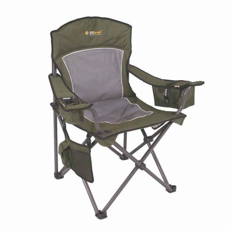 Oztrail Regal Arm Chair