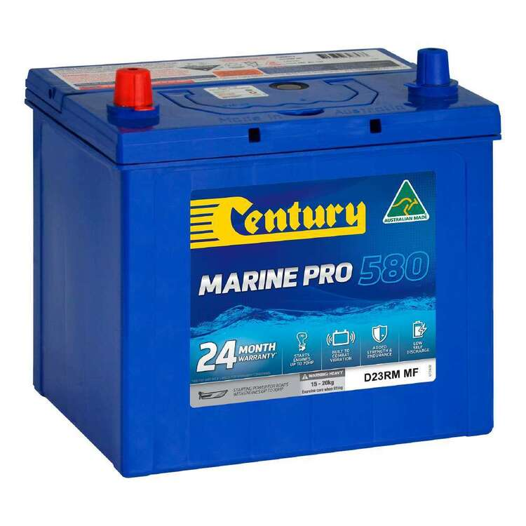 Century Marine Pro 580 Battery