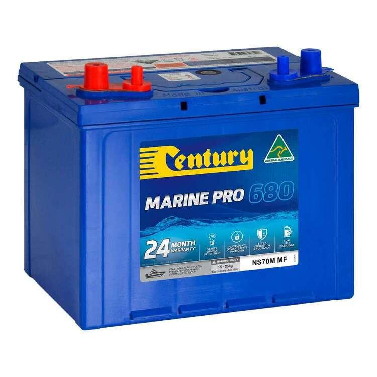 Century Marine Pro Battery 680