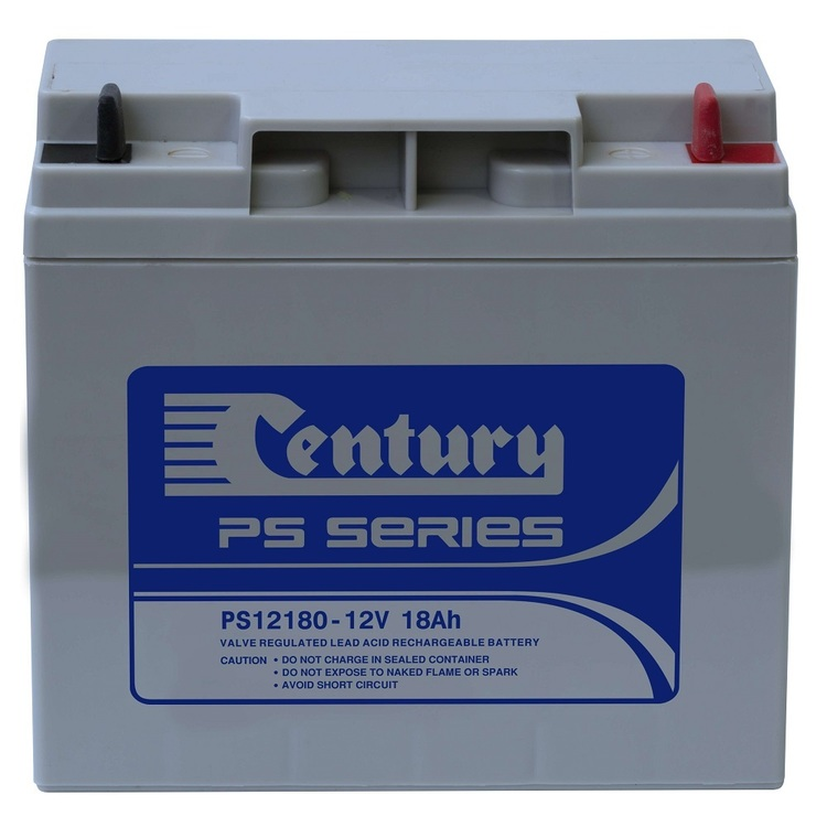 Century PS Series Battery PS12180 12V