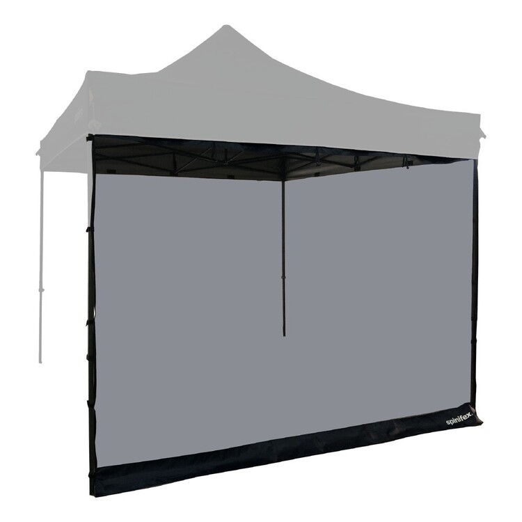Spinifex Deluxe Gazebo 3m Mesh Wall