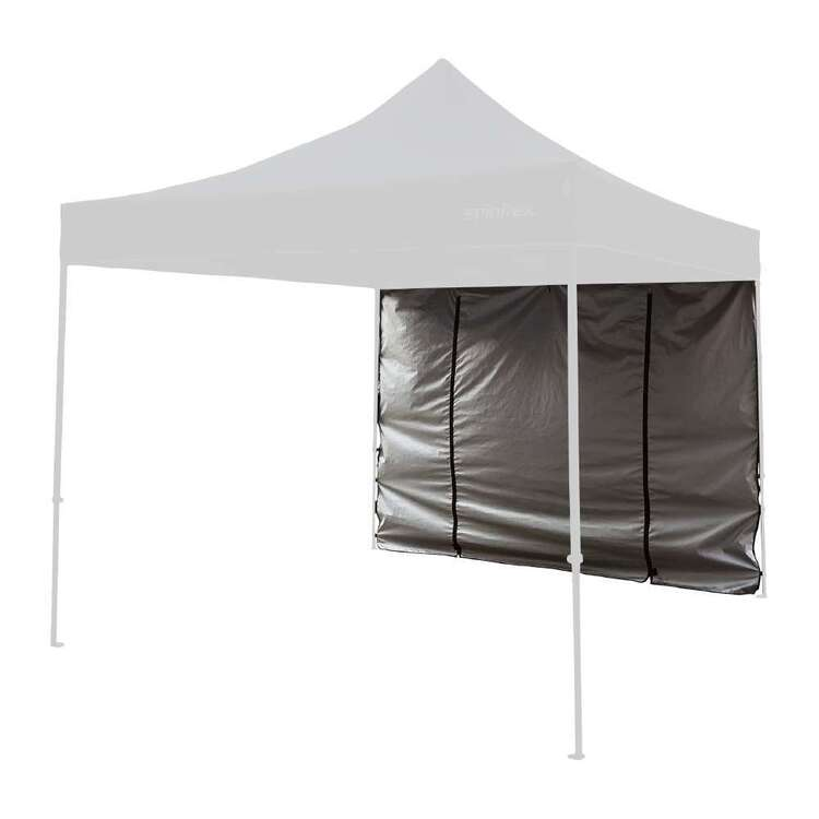 Spinifex Deluxe Gazebo 3m Solid Wall with Door