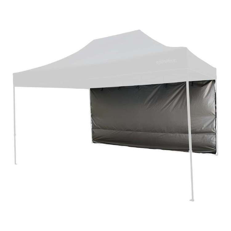 Spinifex Deluxe Gazebo 4.5m Solid Wall