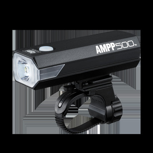 Cateye AMPP 500 Front Light Black