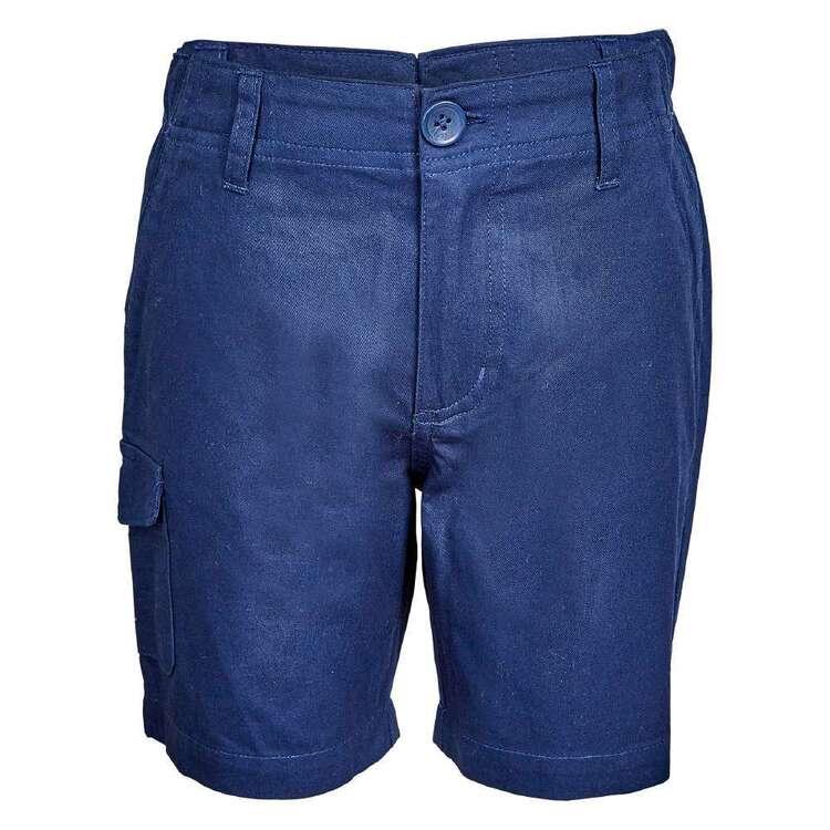 Cape Kids' Shirred Core Shorts