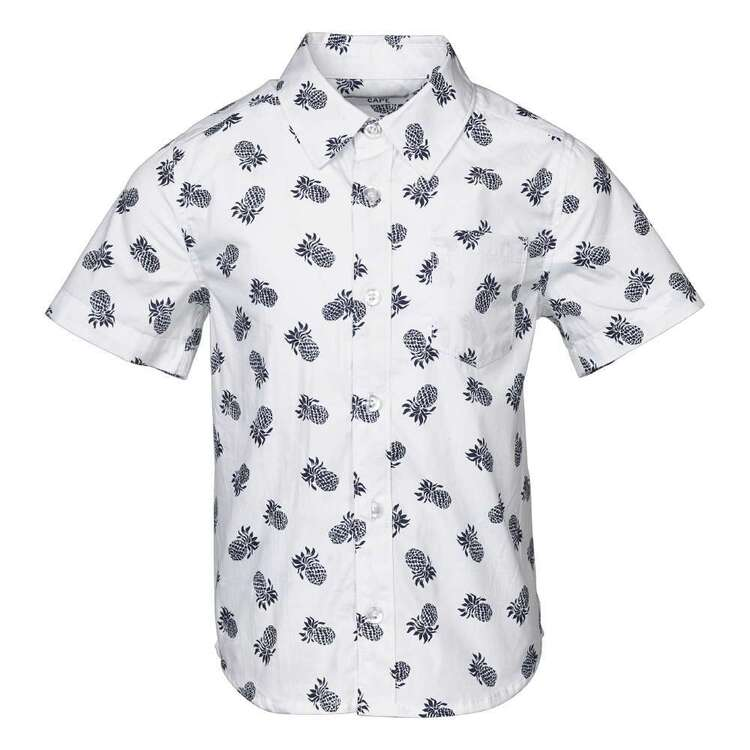 Cape Boys' Kids' Pineapple Shirt