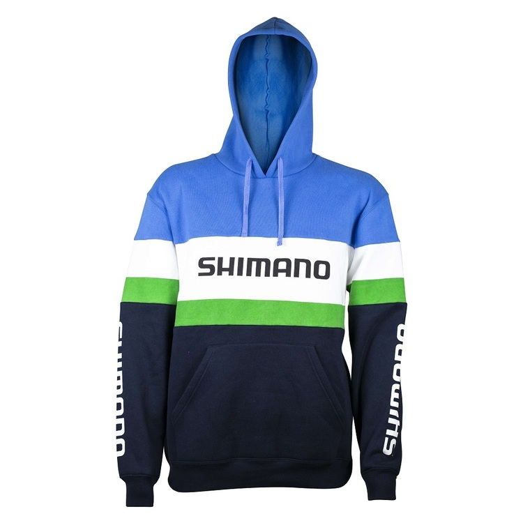 Shimano Men's Chinook Retro Fleece Hoodie