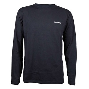Shimano Men's Corporate Long Sleeve Tee