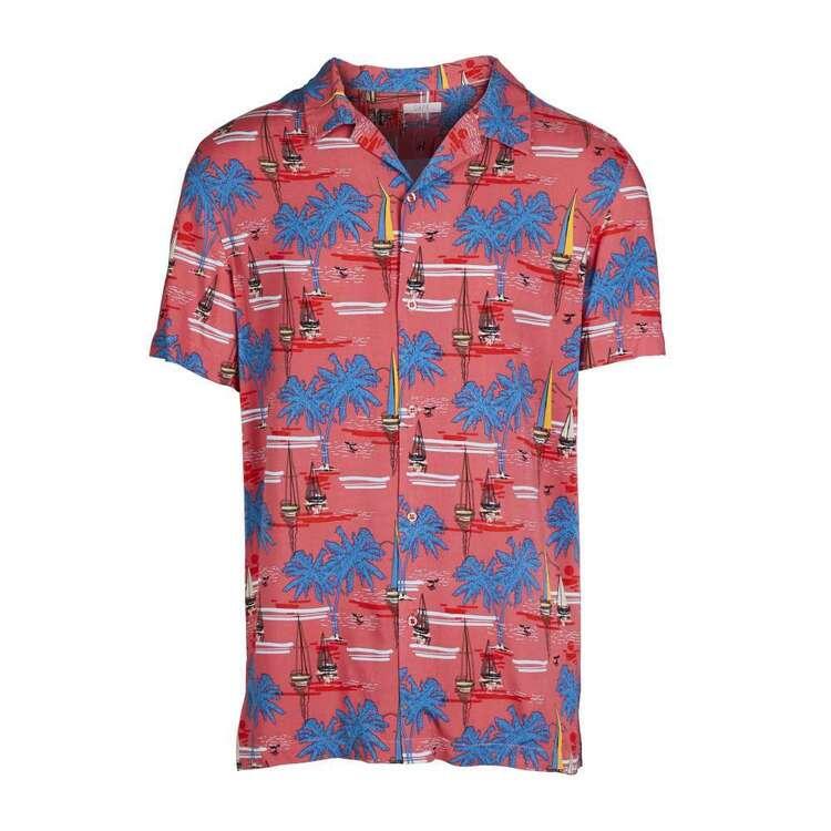 Cape Men's Aloha Hawaiian II Shirt