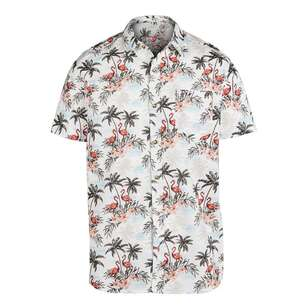 Cape Men's Palm Tropical Shirt