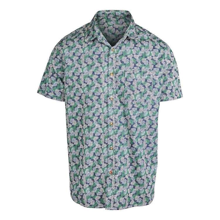 Gondwana Men's Palm Beach Shirt
