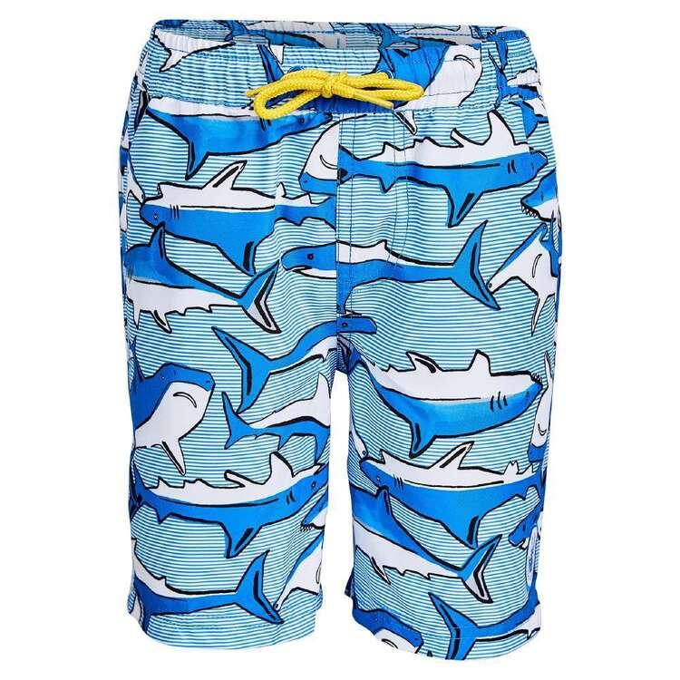 Body Glove Kids' Shark Board Shorts