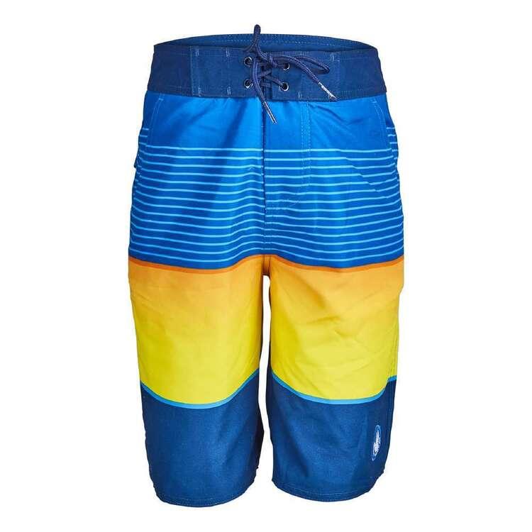 Body Glove Youth Sunrise Stripe Board Shorts