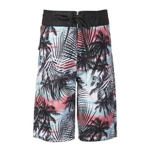 Body Glove Youth Palm Tree Print Board Shorts