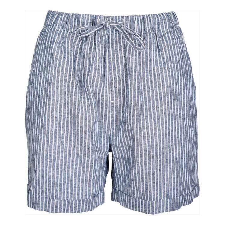 Gondwana Women's Kondalilla Striped Shorts