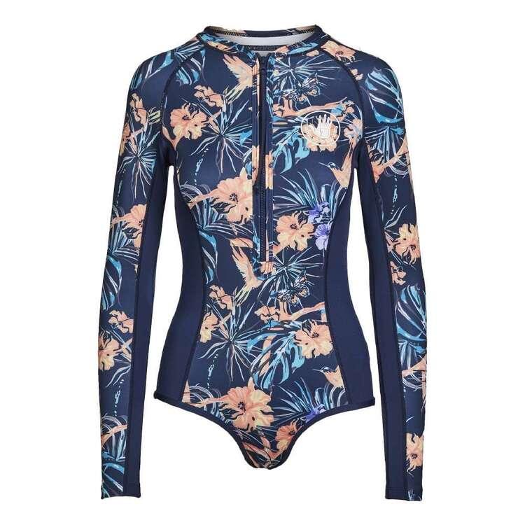 Body Glove Women's Butterfly Long Sleeve Neo Suit