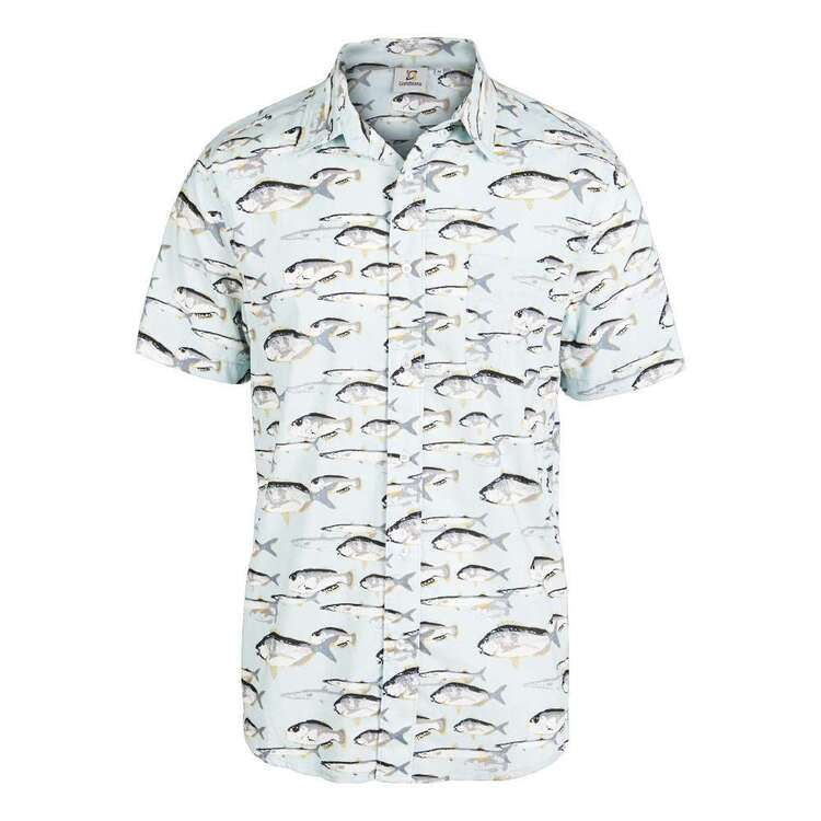 Gondwana Men's Sailfish II Short Sleeve Shirt