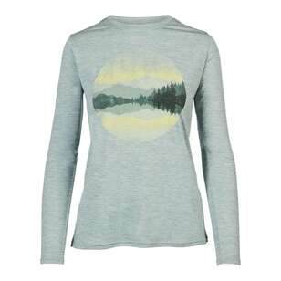 Cederberg Women's Long Sleeve Tech Tee