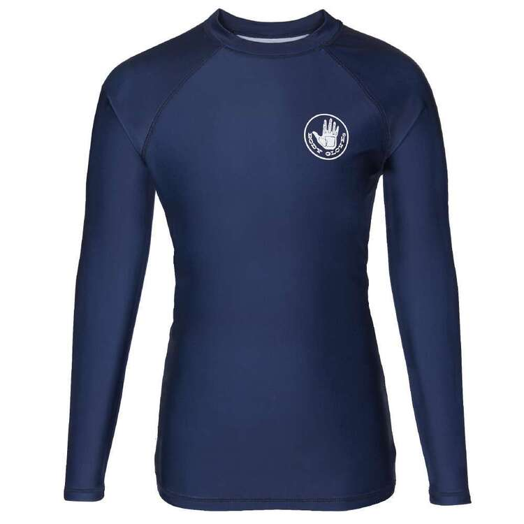 Body Glove Youth Core Logo Long Sleeve Rash Vest