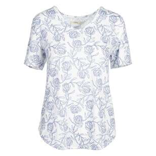 Cape Women's Phoenix Protea Short Sleeve Tee