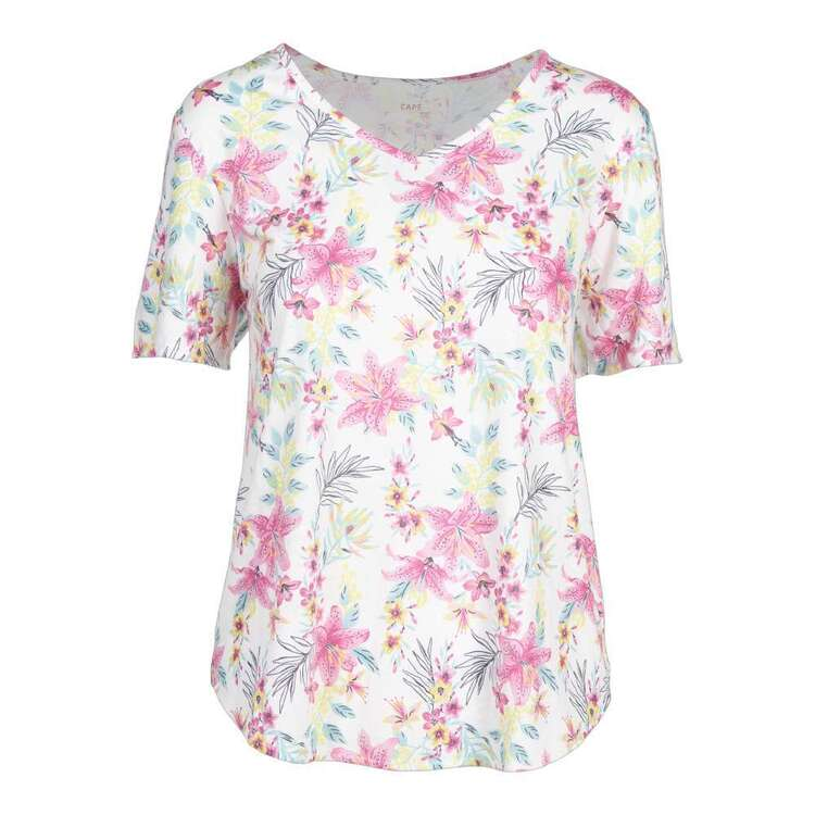 Cape Women's Phoenix Lily Short Sleeve Tee