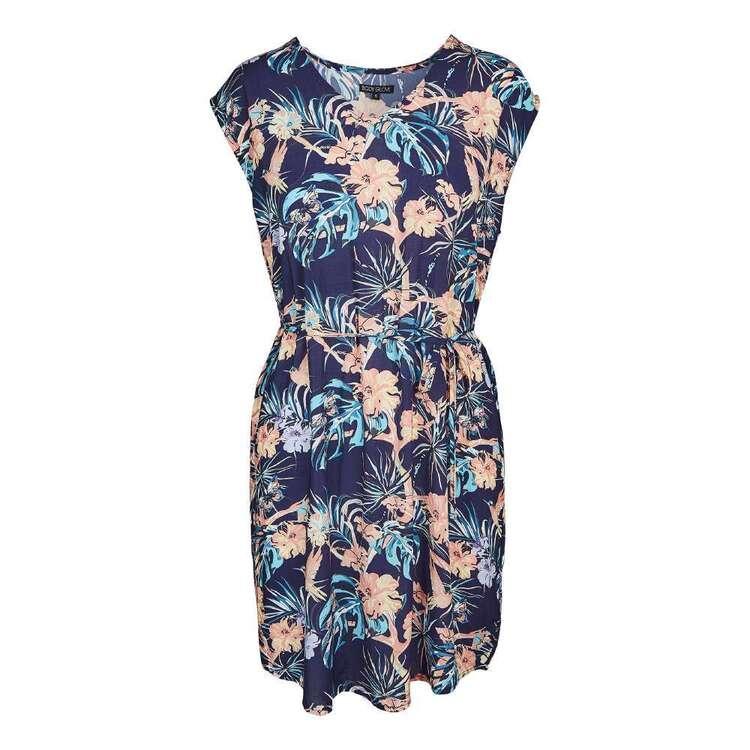 Body Glove Women's Butterfly Sun Dress