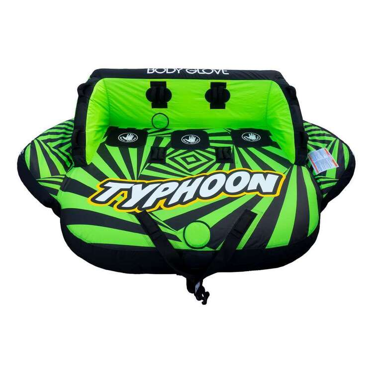 Body Glove Typhoon 3 People Towable Tube