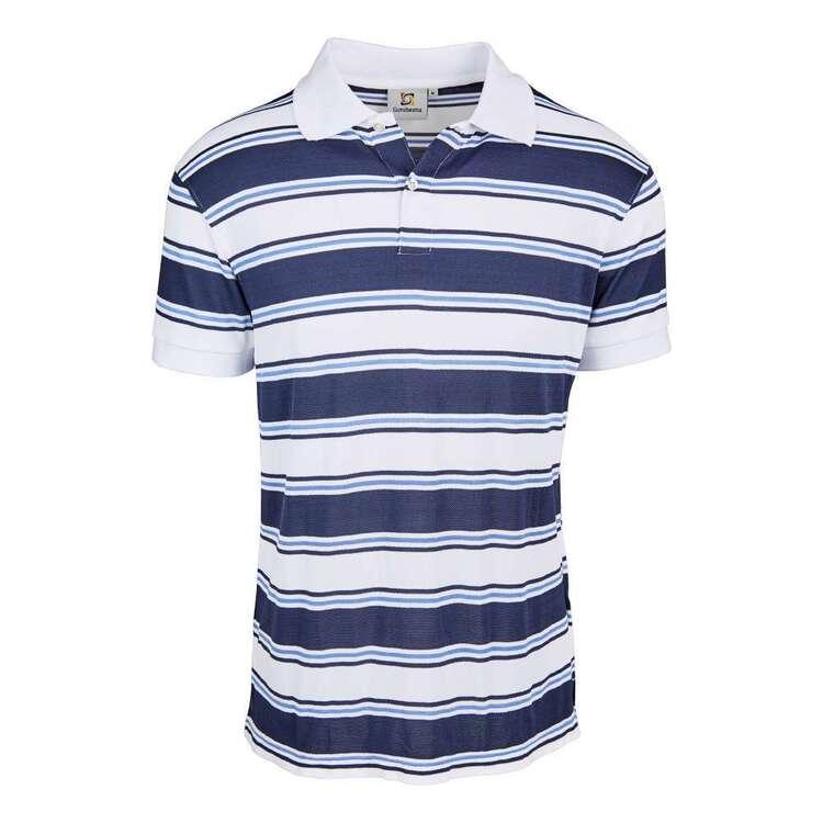 Gondwana Men's Seaside Polo Shirt
